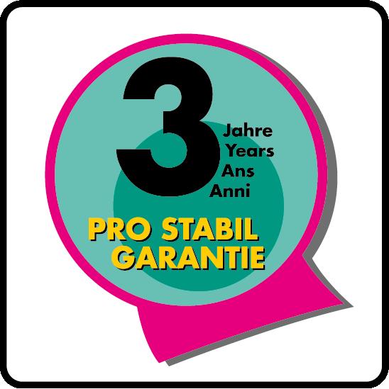 rolly toys - 3 Jahre Pro Stabil Garantie