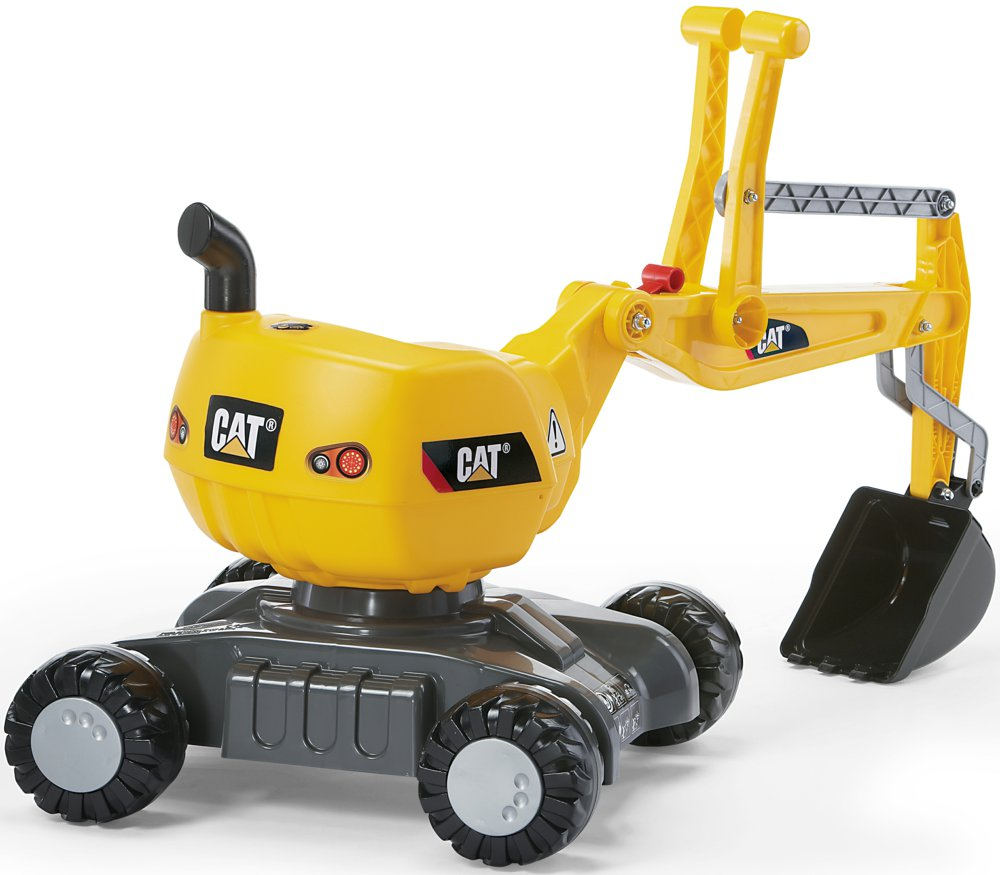 rolly toys 421015 rollydigger cat mit r dern rolly toys ab. Black Bedroom Furniture Sets. Home Design Ideas