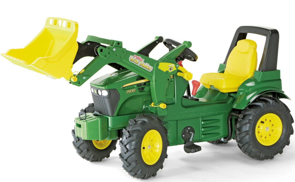 rolly toys john deere 710126 4006485710126 john deere 7930 rollytrac lader und luftbereifung rolly. Black Bedroom Furniture Sets. Home Design Ideas