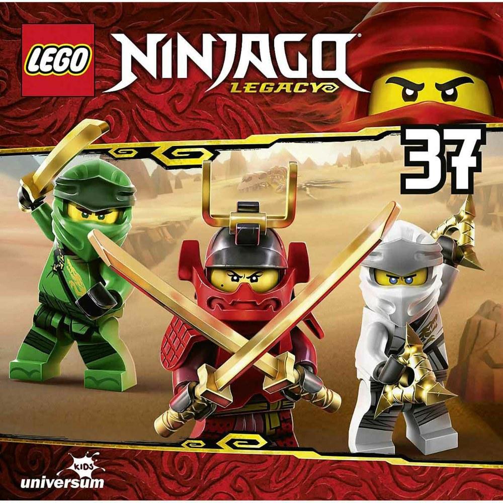 009-8291021 CD LEGO Ninjago 37