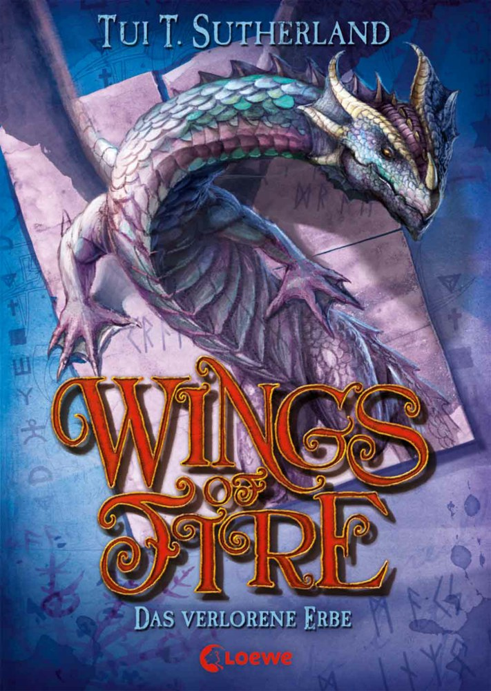 019-8123 Wings of Fire- Das verlorene E