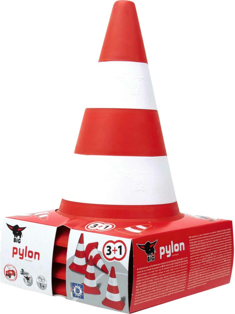 020-800001191 BIG Pylonen im 4er Set