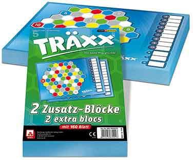 029-4084 Träxx - Ersatzblöcke (2er) Nür