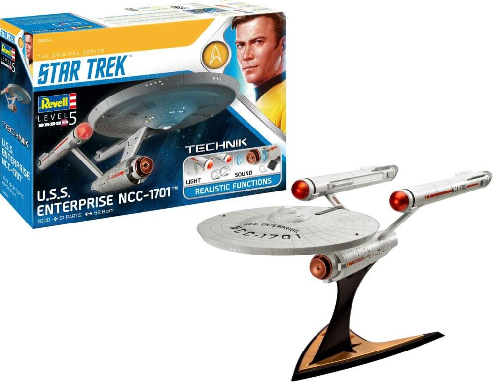 041-00454 USS Enterprise NCC-1701- Techn