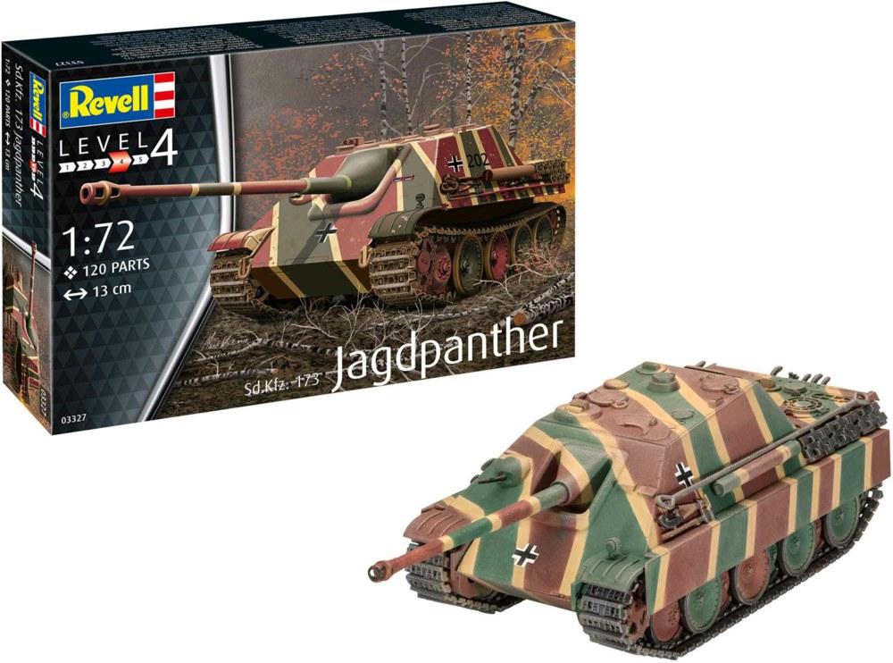041-03327 Panzerkampfwagen Jagdpanther S