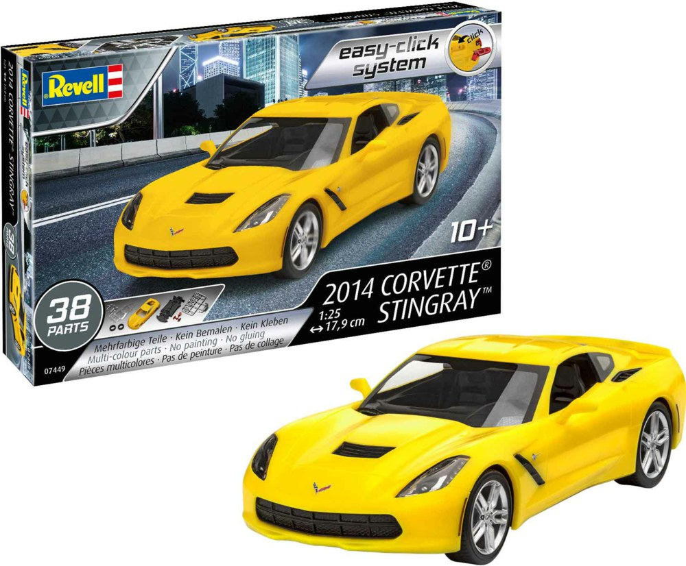 041-07449 2014 Corvette Stingray
