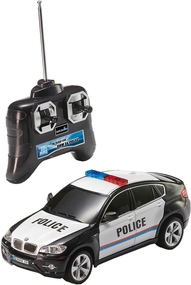 041-24655 RC BMW X6 Polizei  Ready-to-Ru
