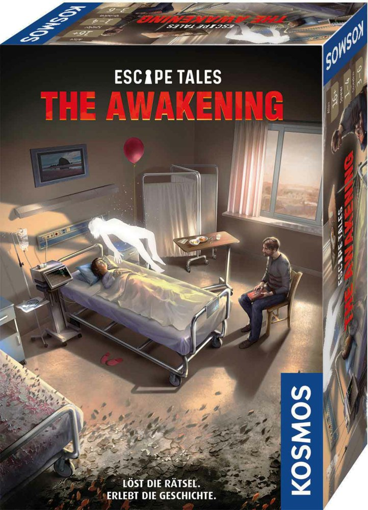 064-693008 Escape Tales - The Awakening K