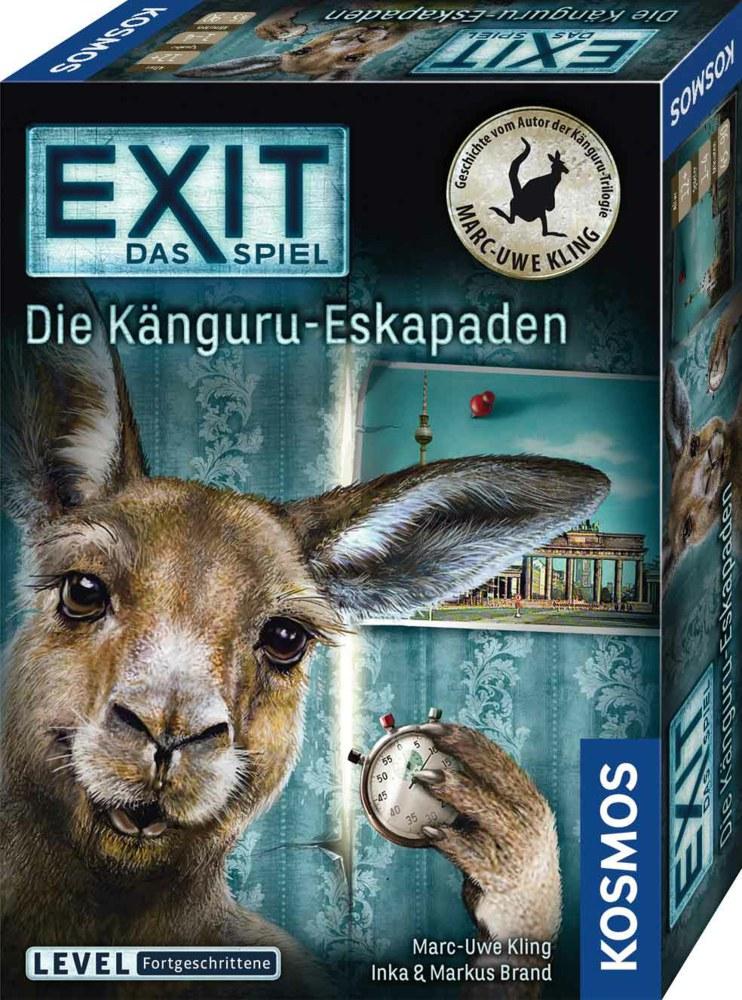 064-695071 EXIT - Das Spiel - Die Känguru