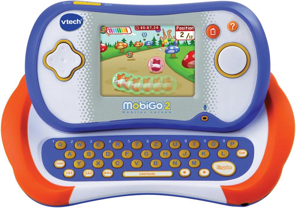 vtech 80135804 mobigo 2 inklusive lernspiel vtech ab 4. Black Bedroom Furniture Sets. Home Design Ideas