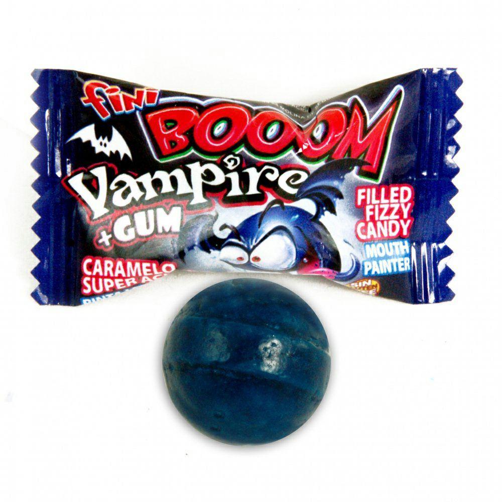 Aurich 99610 8410525215100 Süßigkeiten Booom Vampir Bonbon + ...