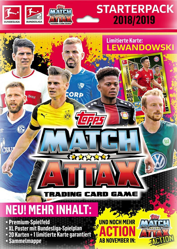 089-033764 Match Attax Starterpack XL 201