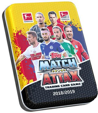 089-033771 Match Attax MINI TIN 2018/2019
