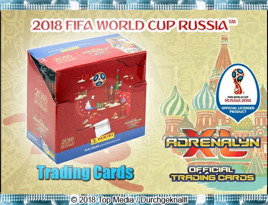 089-089486 FIFA World Cup Russia 2018 Tra
