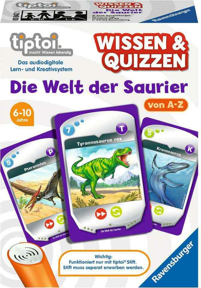 103-00842 tiptoi Wissen und Quizzen. Die
