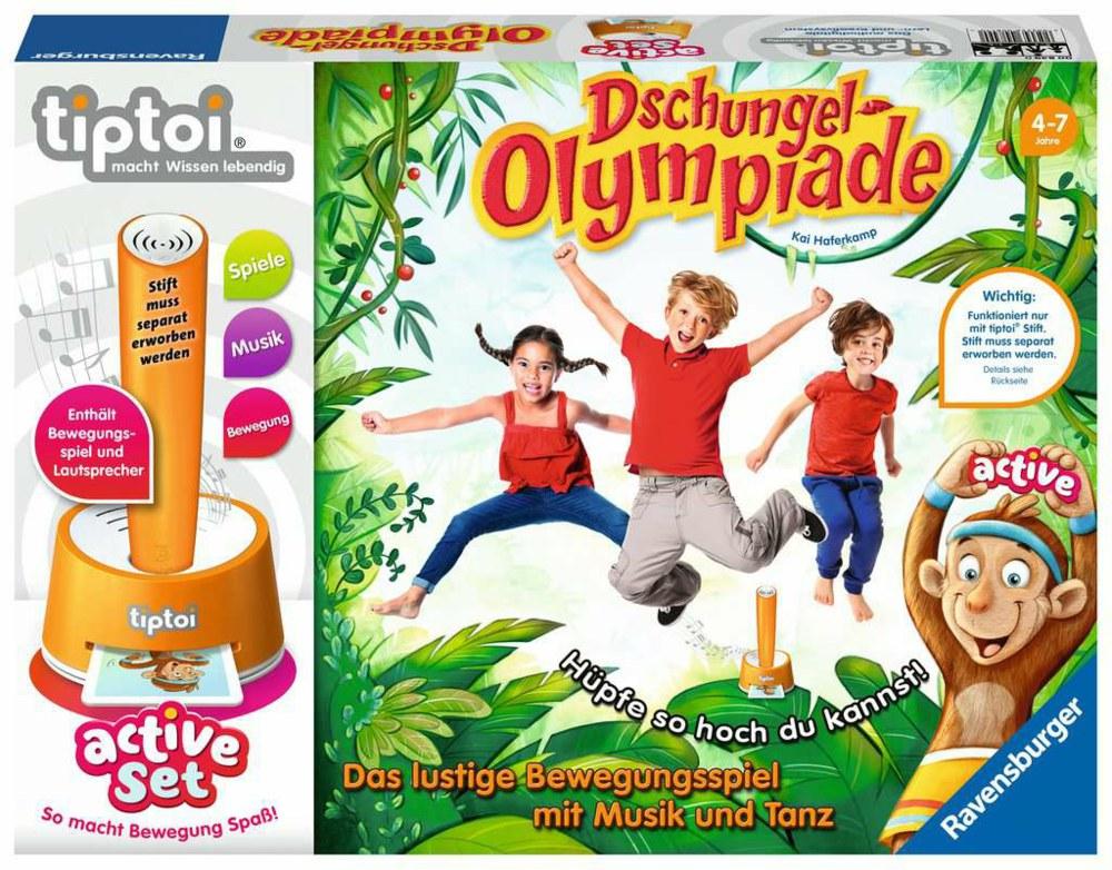 103-00849 tiptoi® active Set Dschungel-O