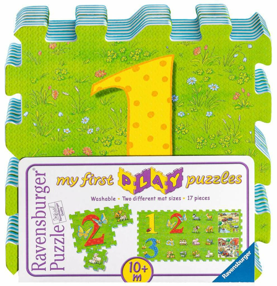 103-03008 my first play puzzles - Erstes