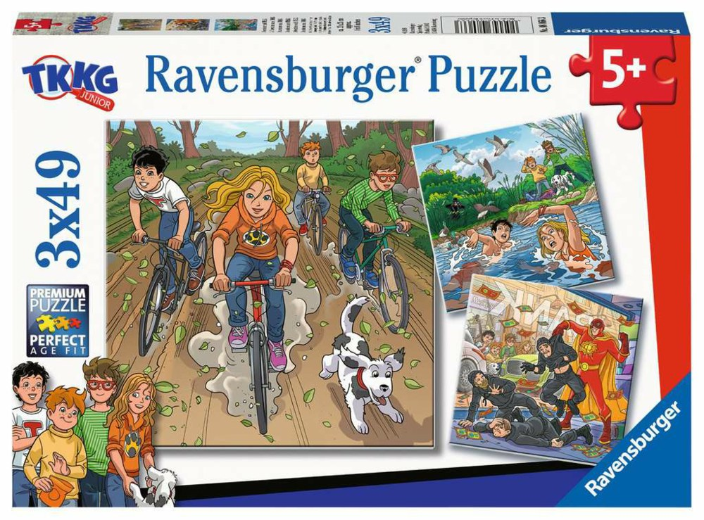 103-08066 Abenteuer mit TKKG Ravensburge