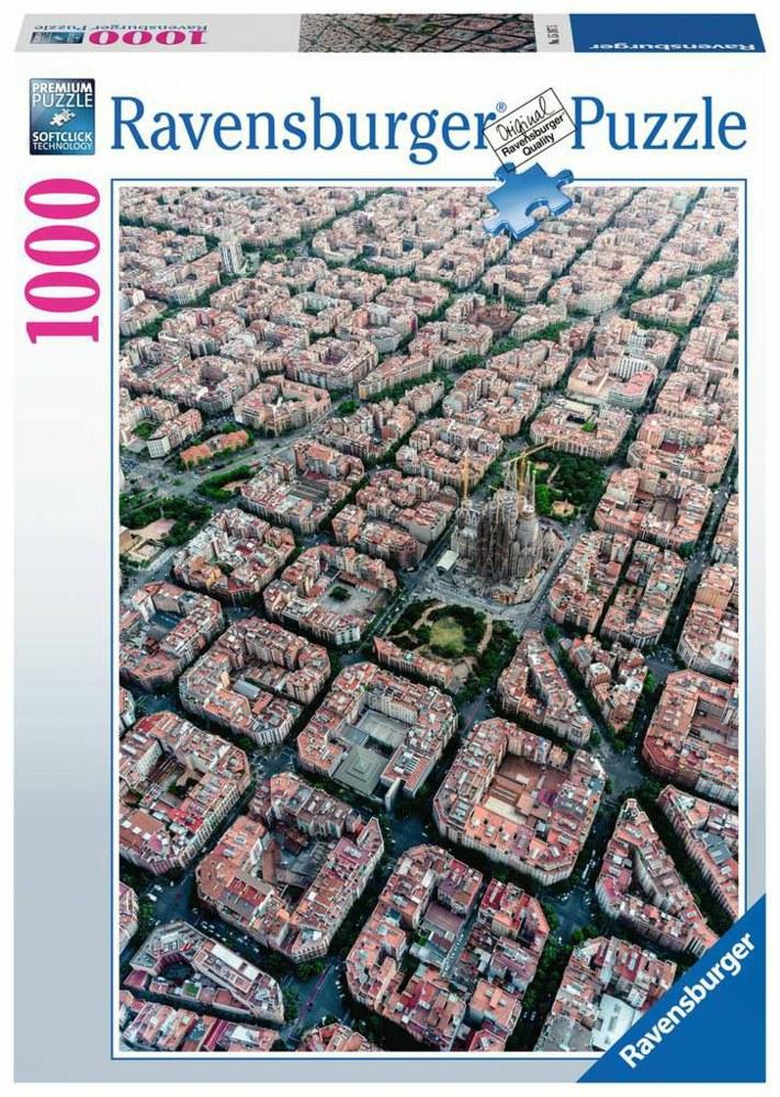 103-15187 Barcelona von Oben Ravensburge