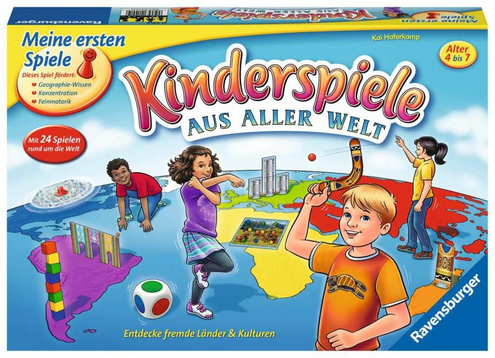 103-21441 Kinderspiele aus aller Welt Ra