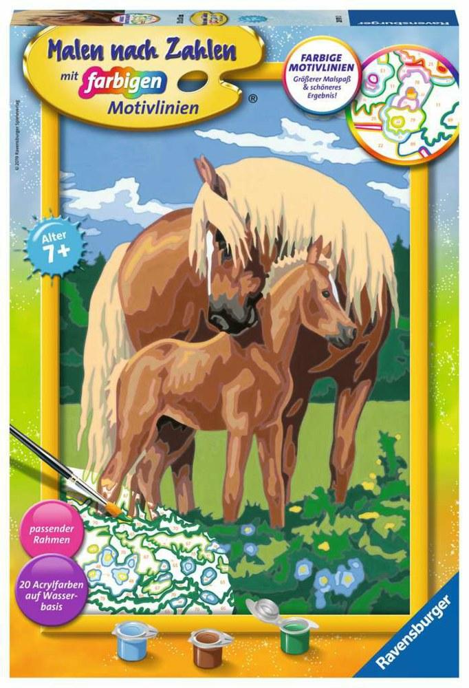 103-28911 Liebevolle Pferde Ravensburger