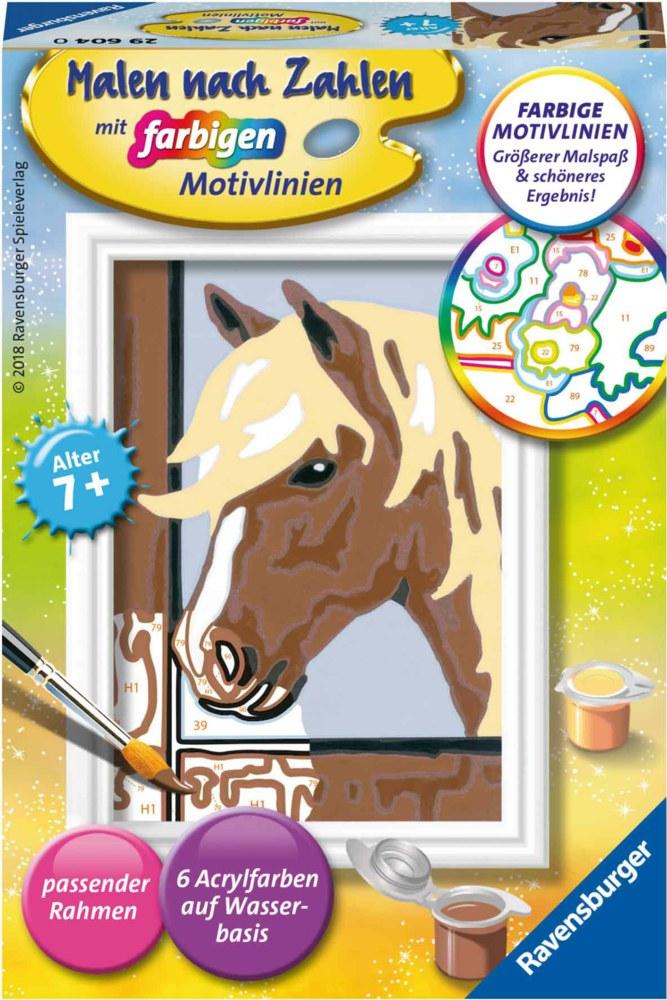 Ravensburger 296040 4005556296040 Pferd Daisy Ravensburger Malen