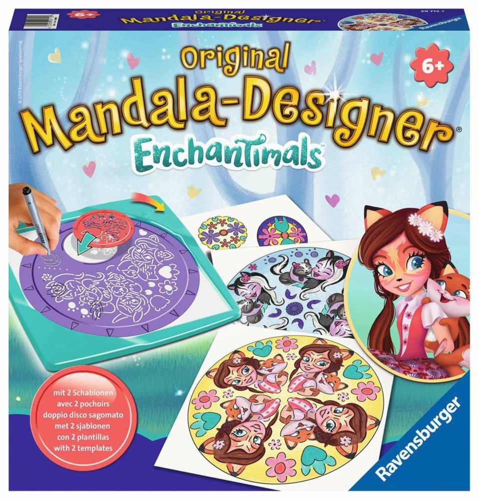 103-29715 Mandala Designer Enchantimals