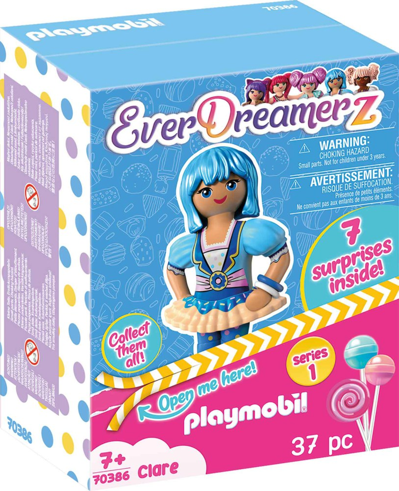 140-70386 Clare Playmobil EverDreamerz