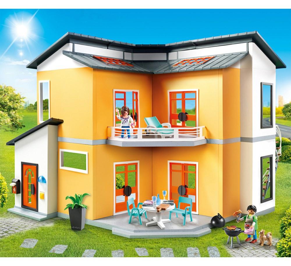 PLAYMOBIL Playmobil City Life 9266 4008789092663 Modernes Wohnhaus