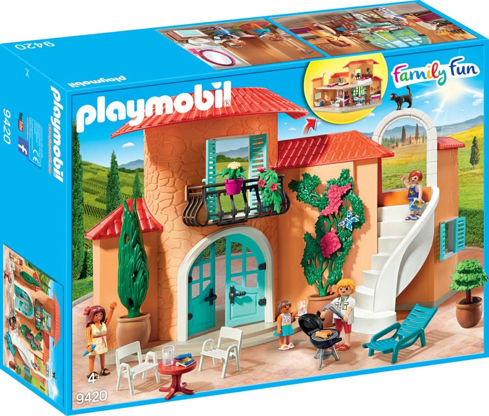 140 Playmobil Family Fun 9420 4008789094209 Sonnige