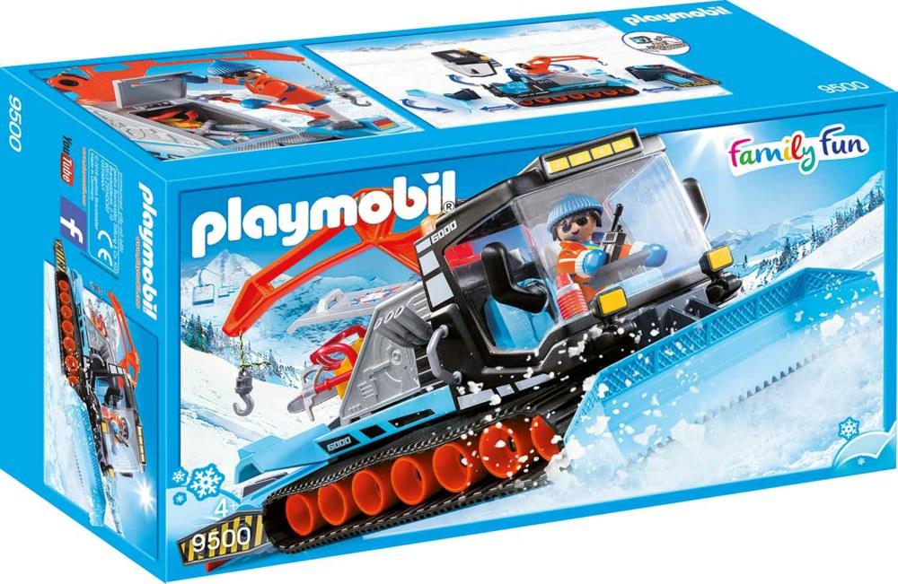 140-9500 Pistenraupe Playmobil Family F