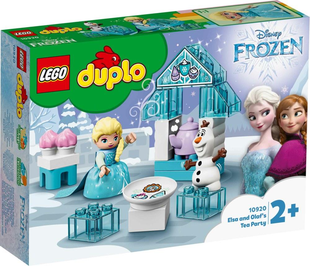 150-10920 Teeparty mit Elsa und Olaf LEG
