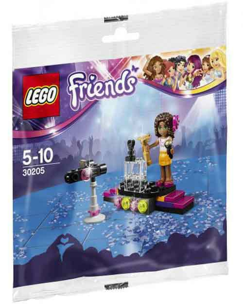 Lego Friends 30205 5702015410458 Popstar roter Teppich