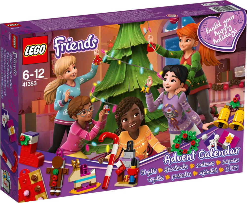 150-41353 Friends Adventskalender