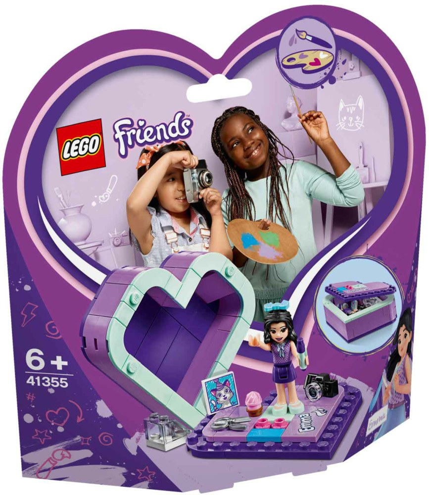 150-41355 Emmas Herzbox LEGO® Friends
