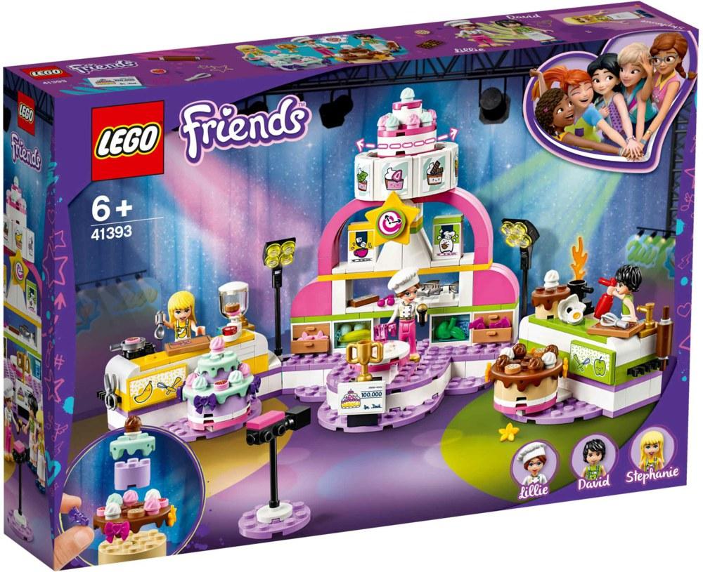 150-41393 Die große Backshow LEGO® Frien