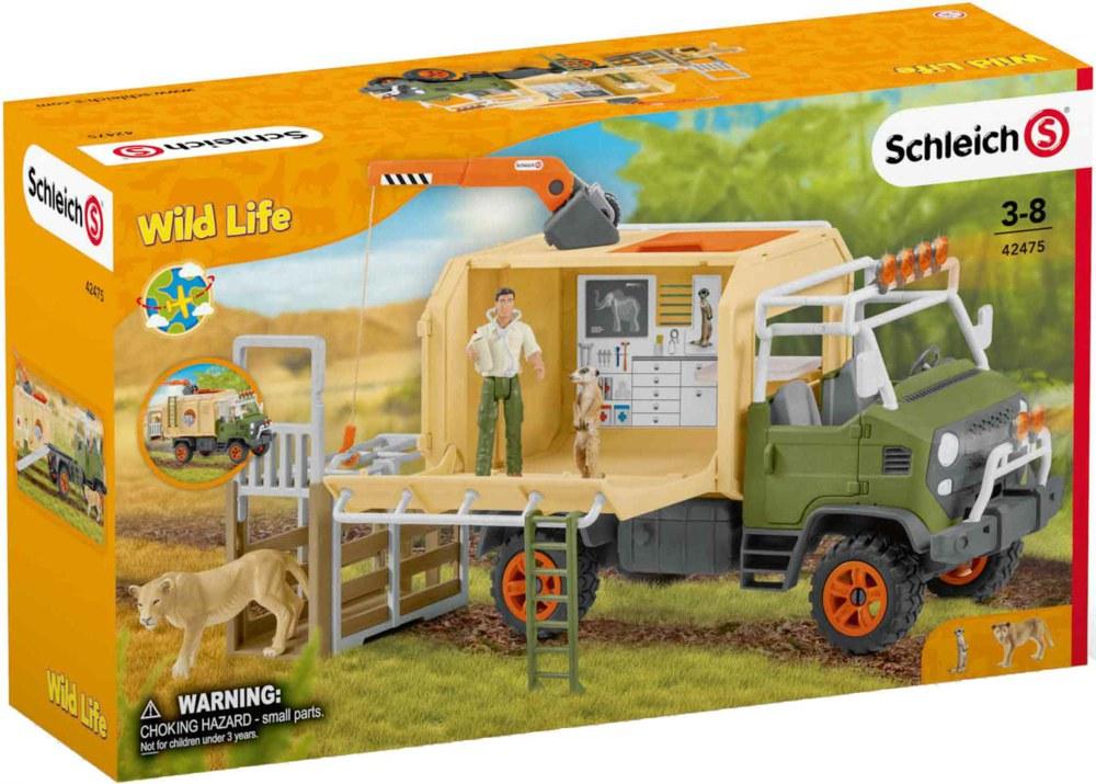 167-42475 Grosser Truck Tierrettung
