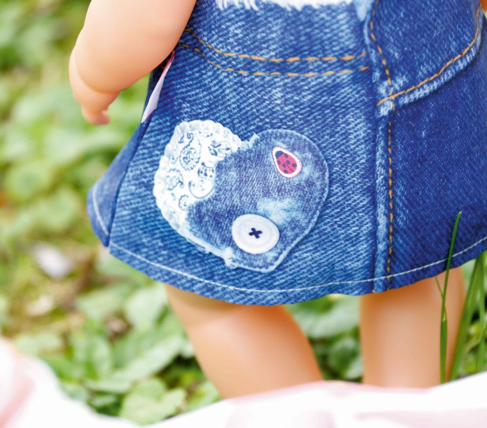 133f0a7e Zapf Creation Baby born 824498 4001167824498 BABY born Deluxe Jeans  Collection Zapf Creation