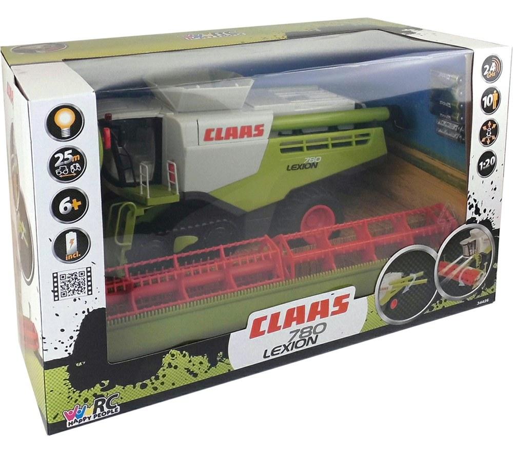 Elektrisches Spielzeug NIKKO RC Claas Mähdrescher Lexion 780
