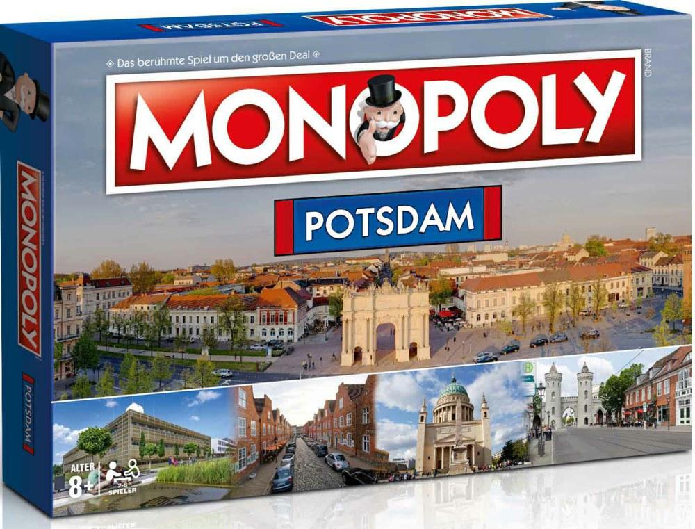 234-45380 Monopoly - Potsdam Winning Mov