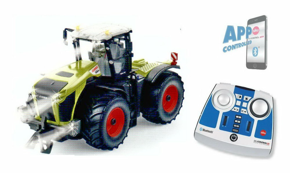 235-6794 Claas Xerion 5000 TRAC VC mit