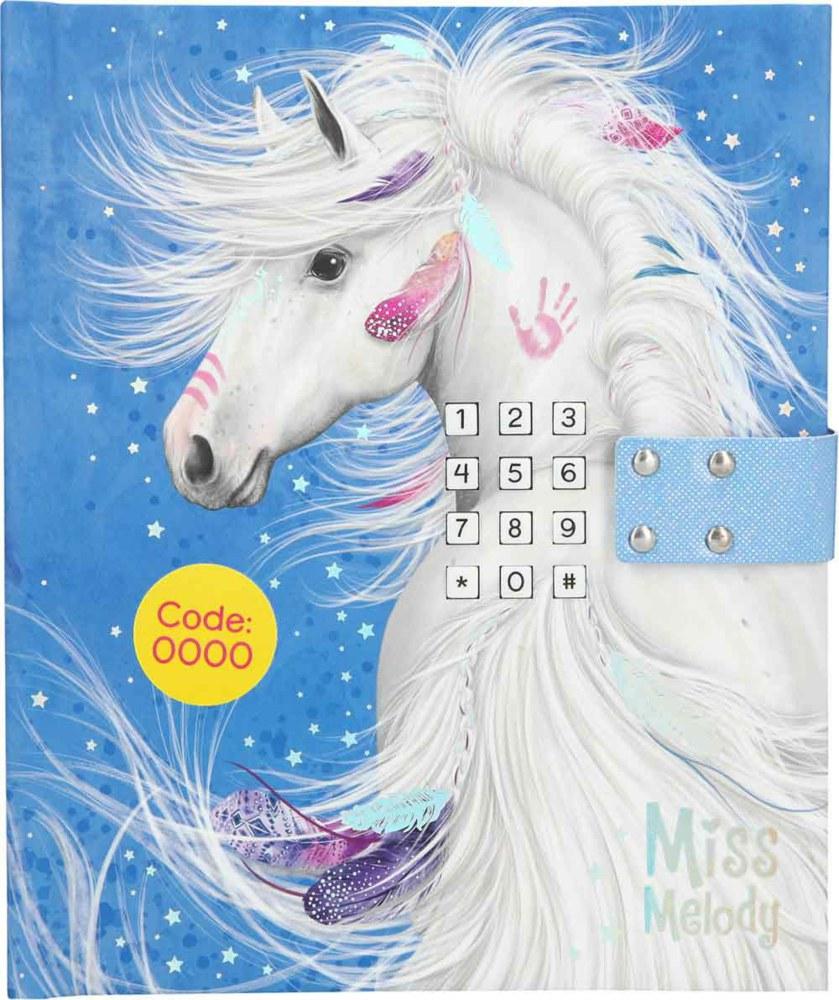 262-10455 Miss Melody Tagebuch mit Code