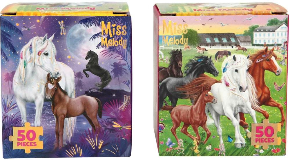 262-10905 Miss Melody Puzzle 50 Teile De
