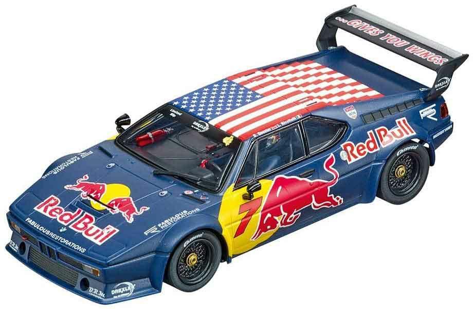 267-20027604 BMW M1 Procar Team Red Bull D.