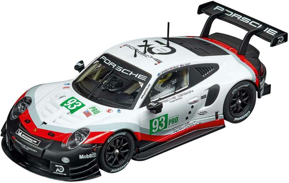 267-20030890 Porsche 911 RSR Team Porsche G