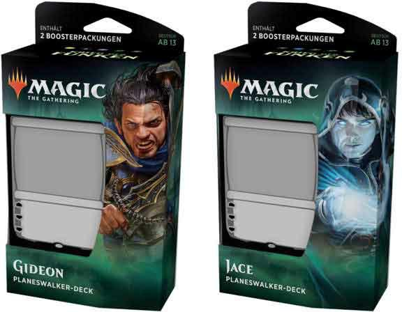 307-54844 Magic the Gathering - Krieg de