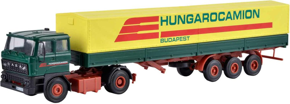 315-14699 RABA 2-Achs Zugmaschine mit HU
