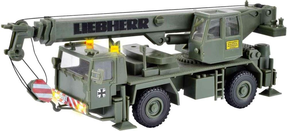 315-18042 Bundeswehr LIEBHERR Mobilkran