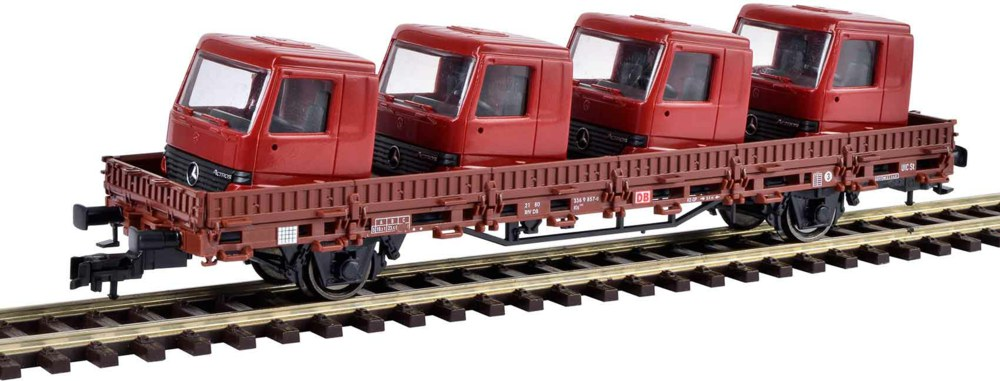315-26253 Niederbordwagen mit Führerhäus