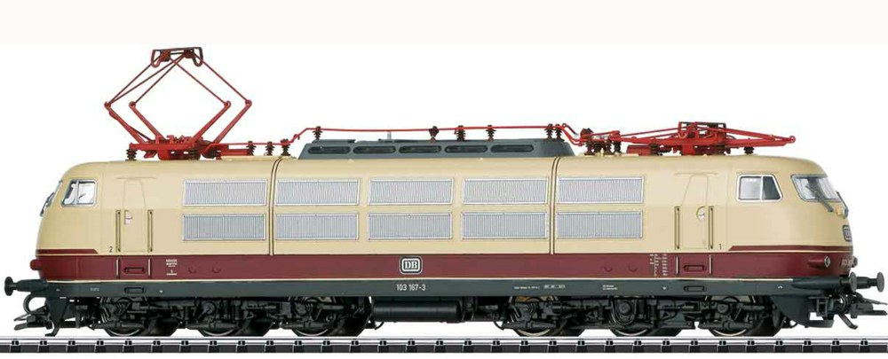 319-T22933 Elektrolokomotive Baureihe 103